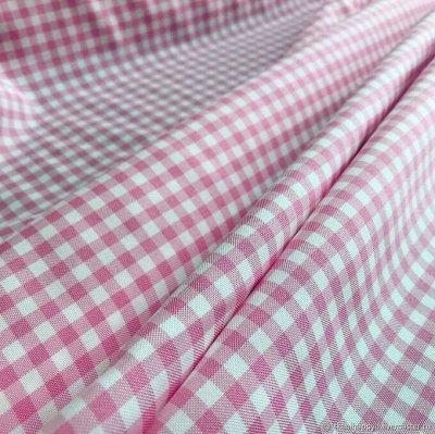 Распродажа ткани и фурнитуры! Огромный выбор детских тканей! — Клетка, полоска — Ткани