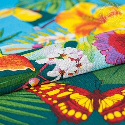 Распродажа ткани и фурнитуры! Огромный выбор детских тканей! — Вафельная ткань — Ткани