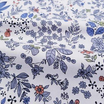 Распродажа ткани и фурнитуры! Огромный выбор детских тканей! — Плательные хлопки — Ткани