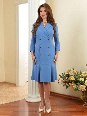 Арт. 7319А платье двубортное Salvi