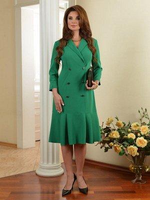 Арт. 7319Б платье двубортное Salvi
