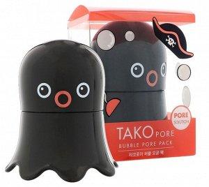 TM Tako Pore Bubble Pore Pack Пузырьковая маска для очищения пор