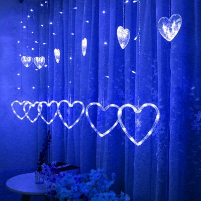 Фабрика деда мороза*Новогодний БУМ-10 Ёлки по шикарным цена — Занавес - Волшебные сердца