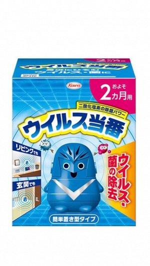 Блокатор вирусов для помещений Kowa стационарный (действие 2 месяца)