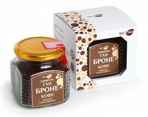 Напиток ГХИ Броне кофе молотый в растворимом.