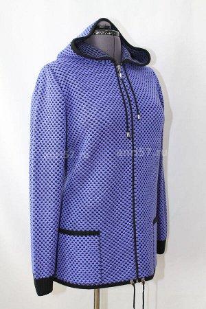 Куртка ж0463 космос_чёрный