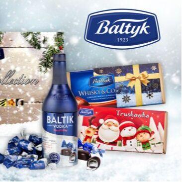 Европейские сладости* Новый год! — 1* НОВИНКА* БАЛТИК (Польша) — Шоколад