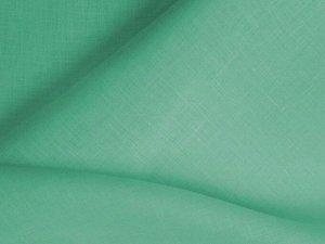 Ткань льняная Мятный