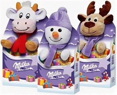 Сладости из Европы! Новинки! Вкусная Milka! — Новинки!Новогодняя серия — Кондитерские изделия