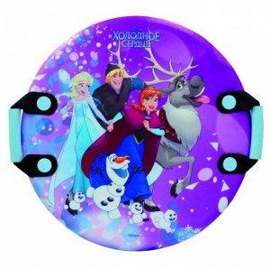 Ледянка  круглая 54 см, с ручками Disney.Холодное сердце