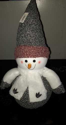 Снеговик 40см, в ассорт.*