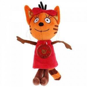 """Мягк. игрушка """"Мульти-Пульти"""" Три кота.Карамелька 13 см ,пак."""