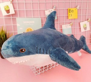 "Мягкая игрушка ""Акула"" 60см"