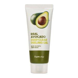 "FarmStay Пилинг-гель ""Авокадо"" Real Avocado Deep Clear Peeling Gel, 100мл"
