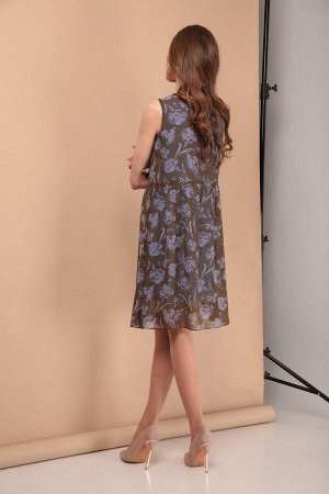 Платье, туника Karina deLux B-211/1 фиолетовый