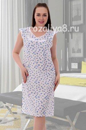 Сорочка женская ночная Арт. Ворожея Ив. Нат. (к.8476)