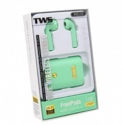 Большая закупка электроники. Защитное стекло на тел 9D-50 р — Наушники  Bluetooth — Для телефонов