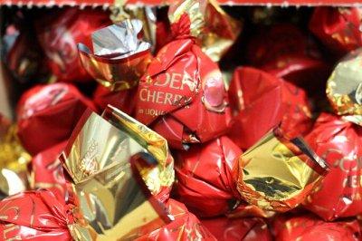 🍭СЛАДКОЕ НАСТРОЕНИЕ!Конфеты,Шоколад,Карамель,Суфле.Скидки! — Польские конфеты (Вишня в ликере) — Конфеты