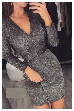 Платье Ткань : Люрекс Длина платья : 87см Рост модель 170см качество огонь