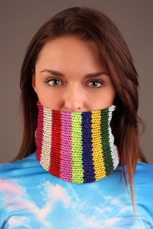 Ямайка 2 Красивый баф - повязка-трансформер на шею с ярким дизайнерским принтом. Повязка-трансформер может легко выполнять рольшарфа, балаклавы или даже шапочки, обеспечивая ваш комфорт и защиту от в