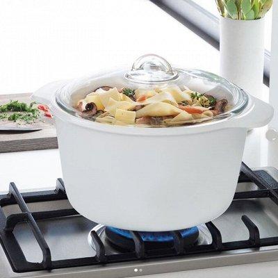 Anna Lafarg -Посуда о которой мечтали — Посуда для приготовления пищи
