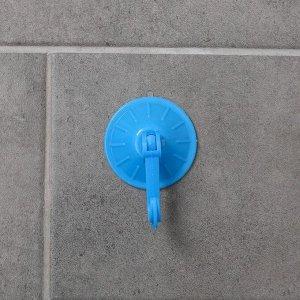 Крючок на вакуумной присоске «Моно»