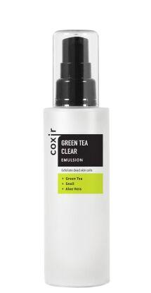 Очищающая эмульсия для лица с зеленым чаем  Green Tea Clear Emulsion