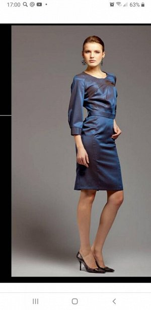 очень интересное платье из супер распродажи М**Р