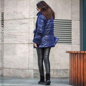 Куртка «Дельта» синий