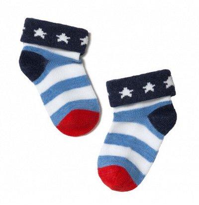 Conte-kids — весёлые ножки! Носки, колготки, поступление гольф — Носки для малышей (р.8-10) — Носки и колготки
