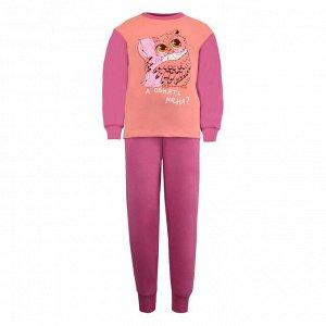 ПЖ-1805-1 пижама детская на девочку