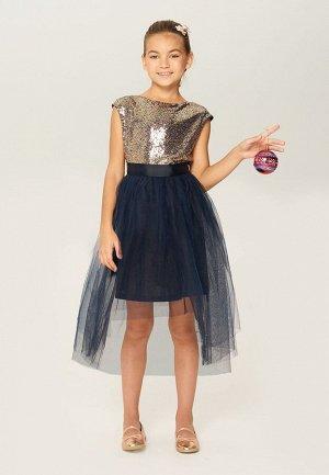0922106056 Платье детское для девочек Ogma золотой
