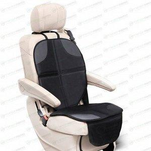 Чехол-накидка CARFORT SAFEPAD под детское кресло, ткань, черный цвет, 1шт