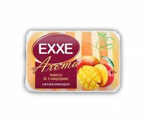 """Туалетное мыло EXXE AROMA """"Манго & глицерин"""", 1шт*80г (оранжевое) Штучное"""