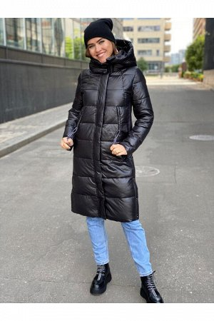 Женская зимняя куртка 211 (01-1) черная