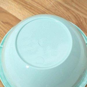 Набор мисок Laola, 0,9 л, 4 шт, цвет МИКС