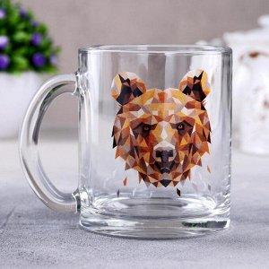 Кружка Animals «Медведь», 320 мл