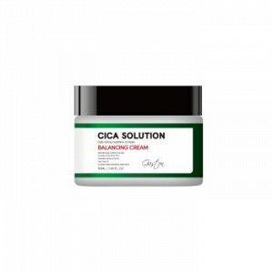Gaston Cica Solution Balancing Cream.Востанавливающий крем для лица 50 мл