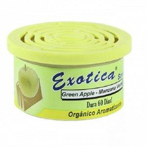 Ароматизатор органический Scent Organic - Green apple