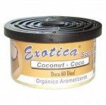 Ароматизатор органический Scent Organic - Coconut Exotica