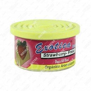 Ароматизатор органический Scent Organic - Strawberry Exotica ESC24-STR Strawberry/клубника