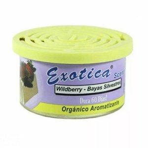 Ароматизатор органический Scent Organic - Wildberry Exotica ESC24-WIL Wildberry/лесная ягода