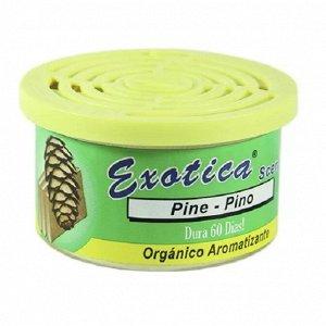 Ароматизатор органический Scent Organic - Pine Exotica ESC24-PIN Pine/хвоя