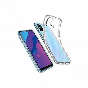 Силиконовый чехол для Huawei Honor 9A, 1 мм, арт.008291-1