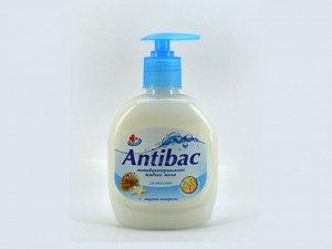 Жидкое мыло ANTIBAC с витаминным комплексом 330 мл