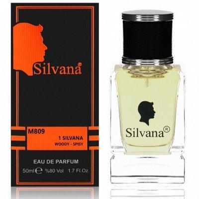 Бутик косметики и парфюмерии — Парфюмерия SILVANA для мужчин — Мужские ароматы