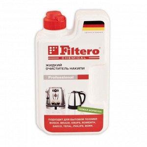 Filtero Жидкий очиститель накипи, 250мл,