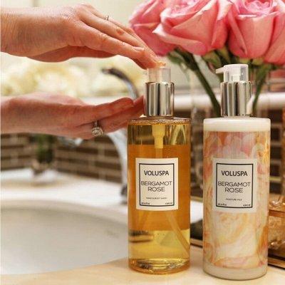 Аромасвечи VOLUSPA💕Волшебный аромат Вашего дома  — Для тела и рук VOLUSPA — Для тела