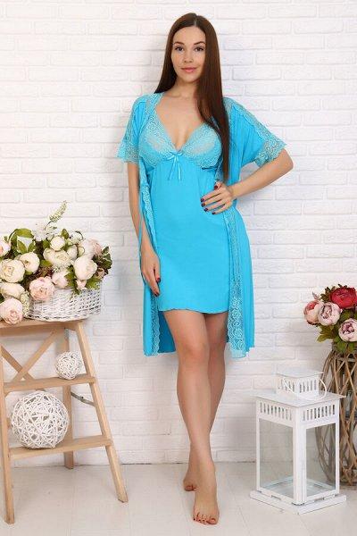Натали™ - Самая популярная коллекция домашней одежды НОВИНКИ — Пеньюары — Сорочки и пижамы