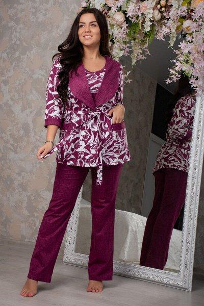 Натали.Трикотаж для всей семьи, домашний текстиль,носки. — Пеньюары — Повседневные платья